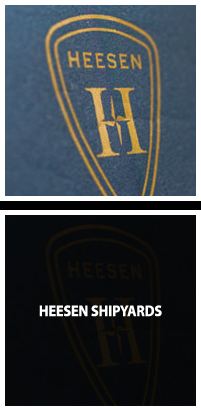 Paraplu referentie Heesen Shipyards